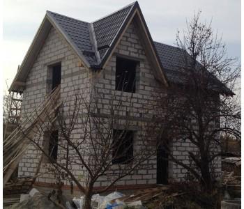 Строительство дома под черный ключ 96 м2 в Калининграде Аллея Смелых