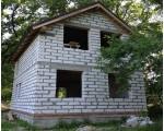 Строительство дома под черный ключ 96 м2 в Калининграде п. Ладушкин