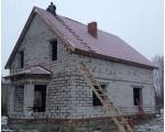 Строительство дома под черный ключ 180м2  в Калининграде пос.Озерки