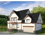 Индивидуальный архитектурный проект (250-350 кв.м.)