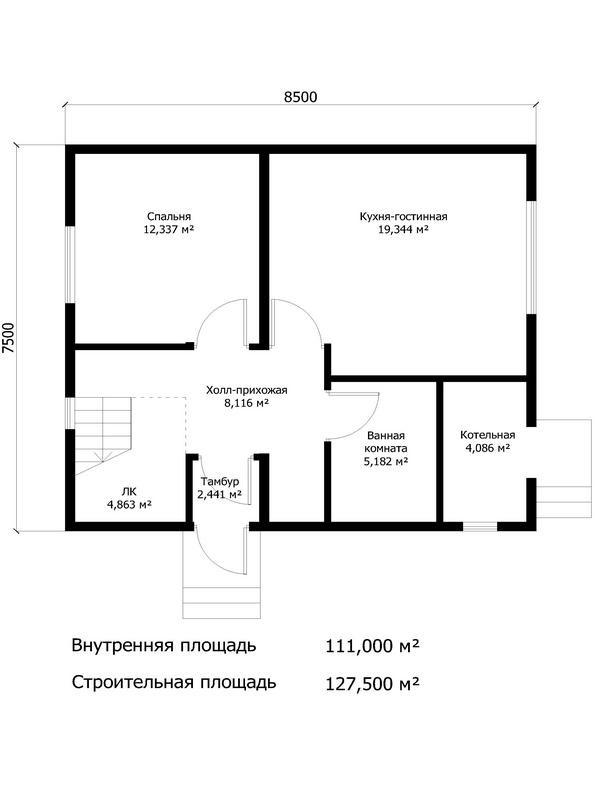 Проект Моего Дома