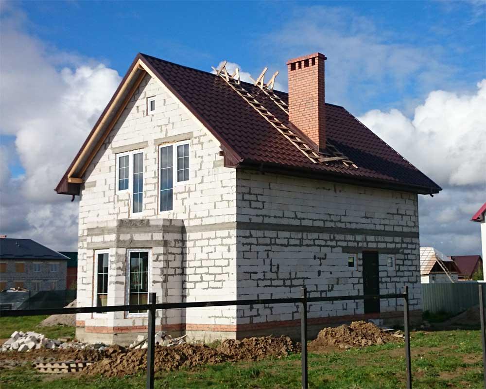 кредит на строительство дома калининград