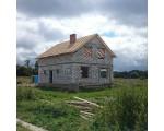 Строительство дома под черный ключ 160м2 в п. Откосово