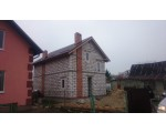 Строительство дома под черный ключ 108 м2 в Калининграде Большая Окружная