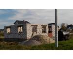 Строительство дома под черный ключ 128 м2 в Калининграде п.Матросово